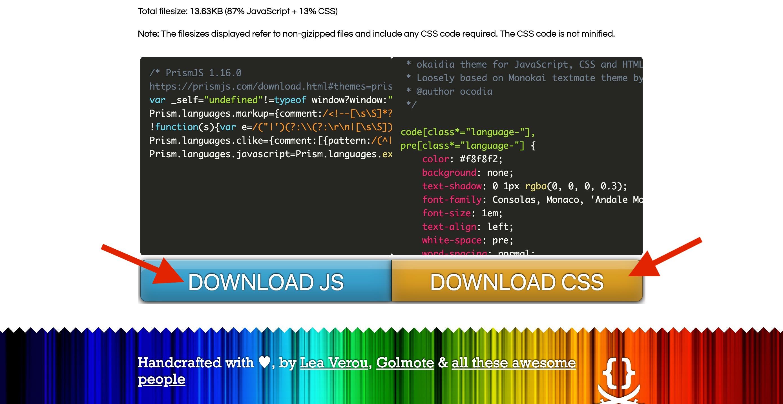 prism.jsの説明画像