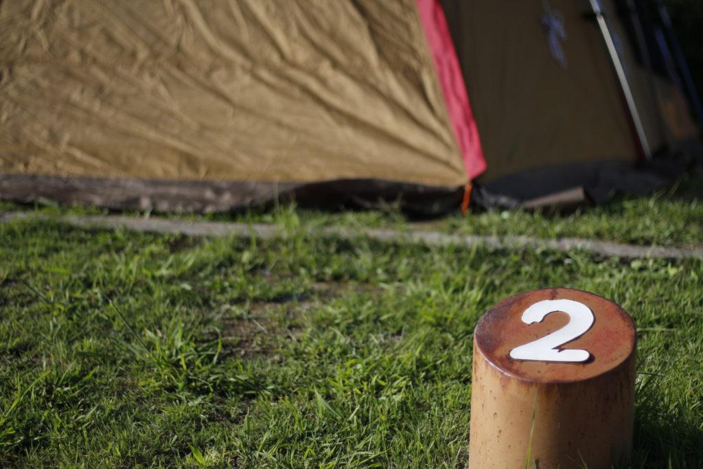 笠戸島キャンプの画像