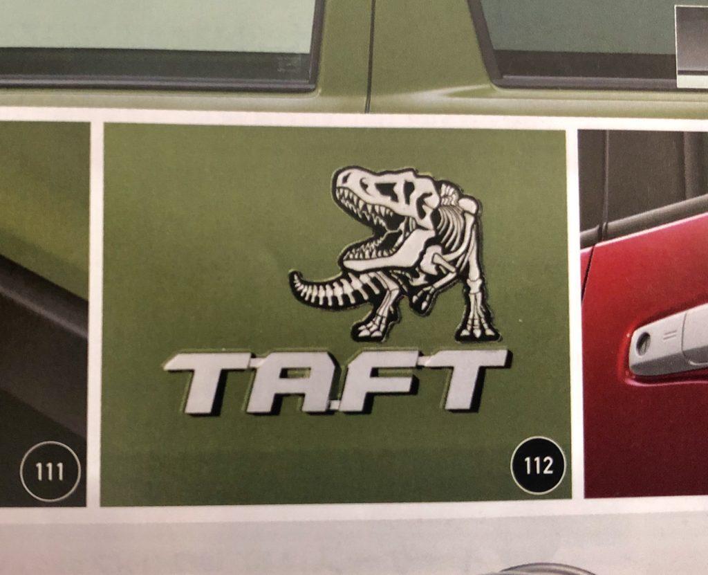TAFTの説明画像
